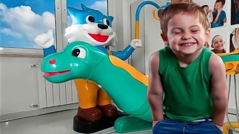 Bambini: quando la prima visita odontoiatrica?